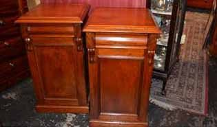 Antique Bedside Cabinets & Antique Occasional Furniture