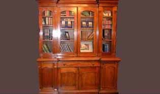 All Antique Bookcases