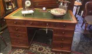 Antique Desks & Antique Side Tables