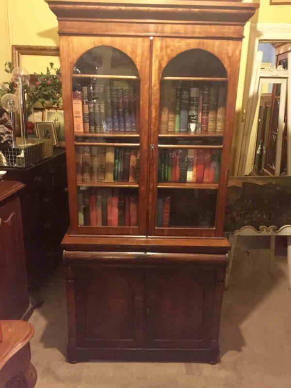 Antique Bookcase circa 1870