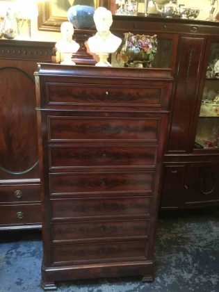 antique multi drawer cabinet melbourne