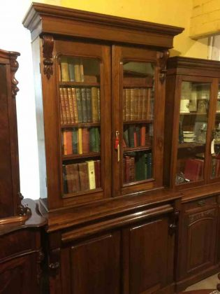 antique_bookcase_melbourne_1880