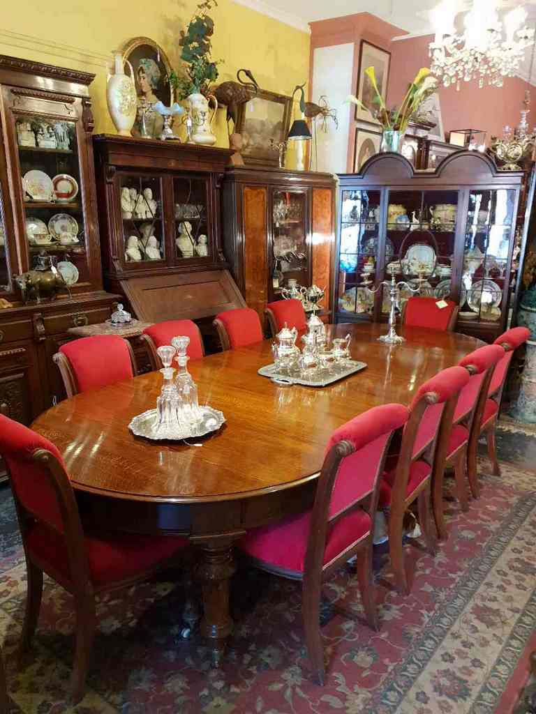 Antique Dining Chairs Circa 1870 Antiques Melbourne