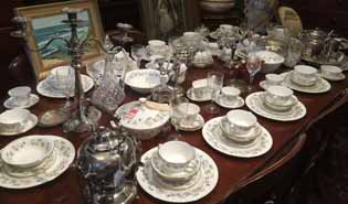 All New Arrivals Antique Silverware Chinaware Artwork Crystal etc